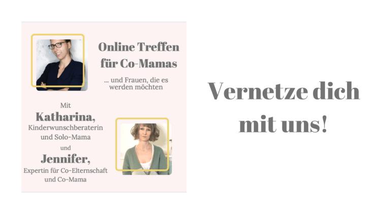 Vernetzung Co-Mamas, Co-Elternschaft, planningmathilda, Katharina Horn, Jennifer Sutholt