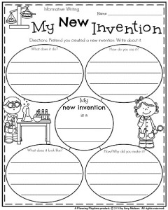 Free Printable Writing Prompts For First Grade back to