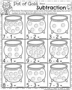 Image Result For Math Worksheets For Kindergarten Measurement