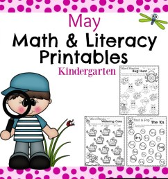 Kindergarten Worksheets for May - Planning Playtime [ 1024 x 819 Pixel ]