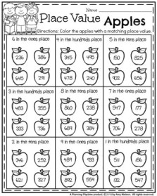 1st Grade Back To School Worksheets & Free Printables | Education.com | 279x223