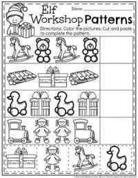 Christmas Theme for Preschool - Planning Playtime