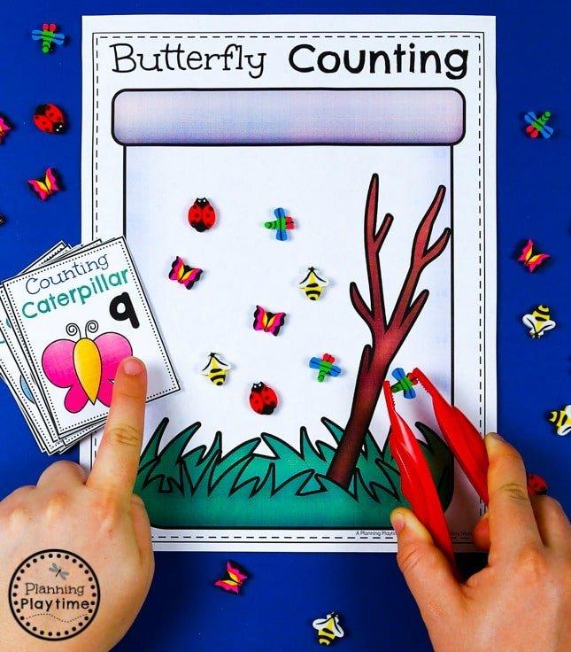 Fun Counting Activities for Preschool