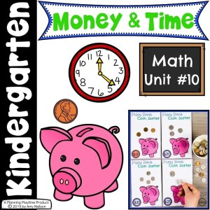 Math Unit 10 - Money and Time