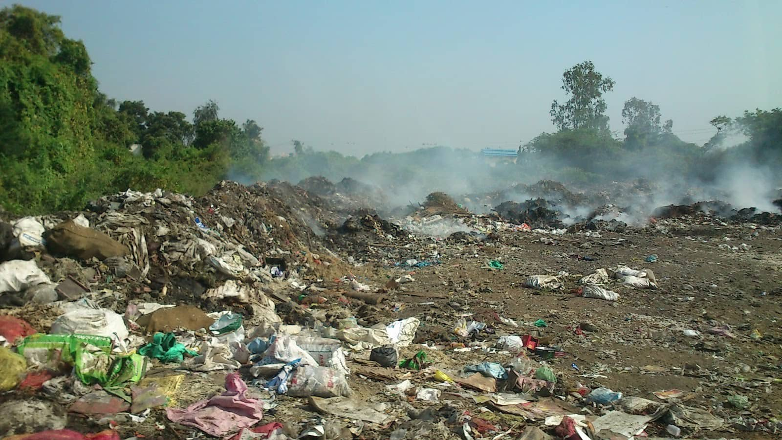Types Of Pollution Causes Amp Effects