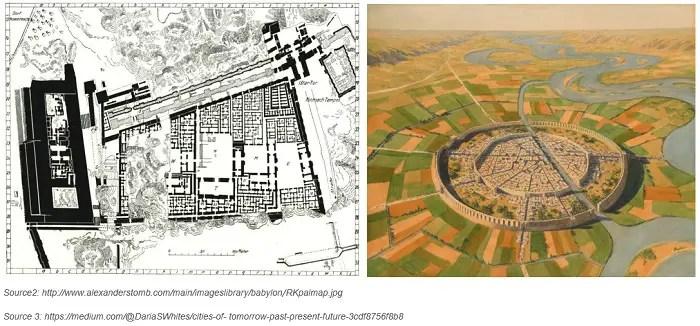 Mesopotamia Cities Example