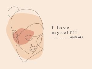 I love my melasma