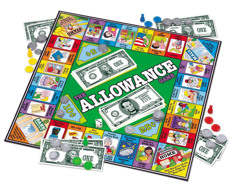 Allowance Game