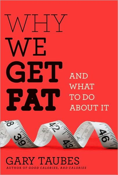 Book Review Why We Get Fat And What To Do About It By