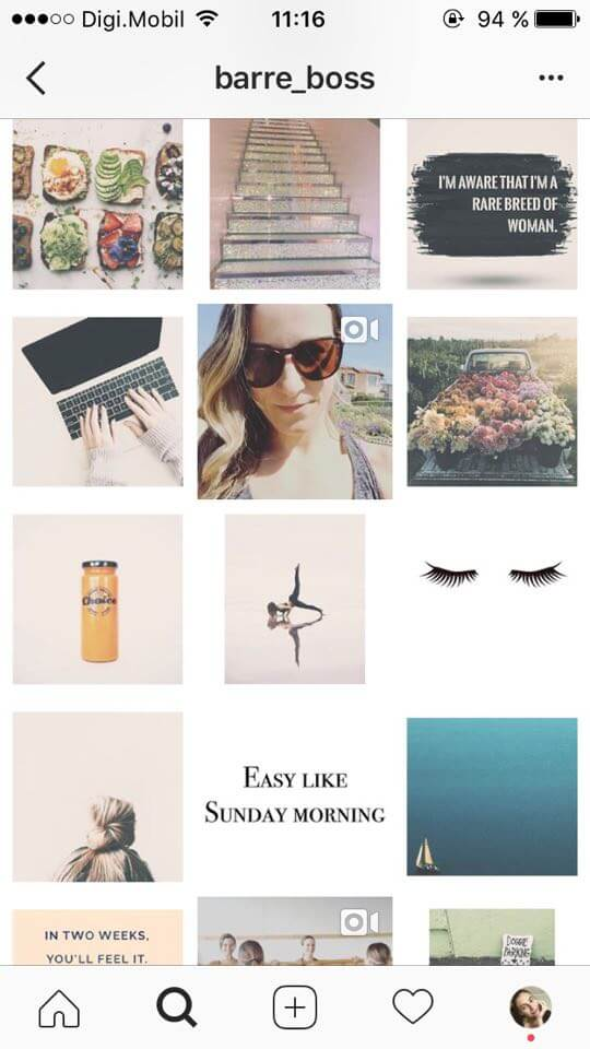 instagram-feed-themes-mixed-white-borders