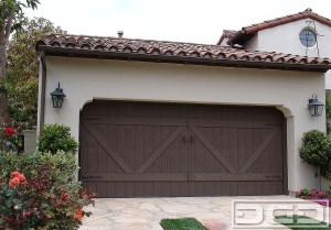 Eco Alternative Dynamic Garage Door