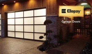 Clopay Avante garage door