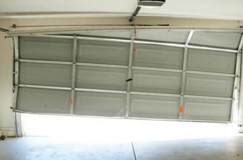 rebalance garage door