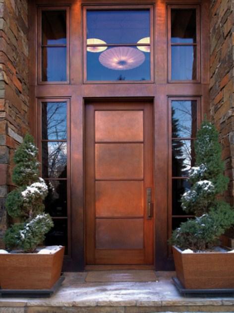 Puertas Casas Modernas Ideas Para Que La Entrada De Tu Casa Se Vea Fabulosa Puertas Puertas Principales Y De Recamaras Puertas Garaje Decorar