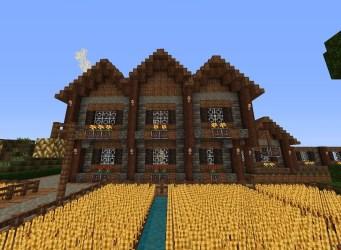 minecraft mansiones casas ver