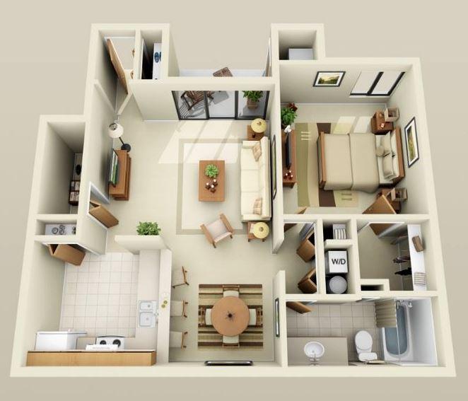 Planos de casas  Planos de casas con todo tipo de