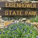 Camping at Eisenhower State Park