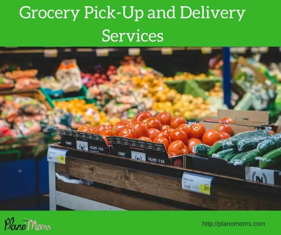 Grocery Store Pick Service