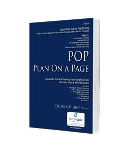 Plan On a Page Book