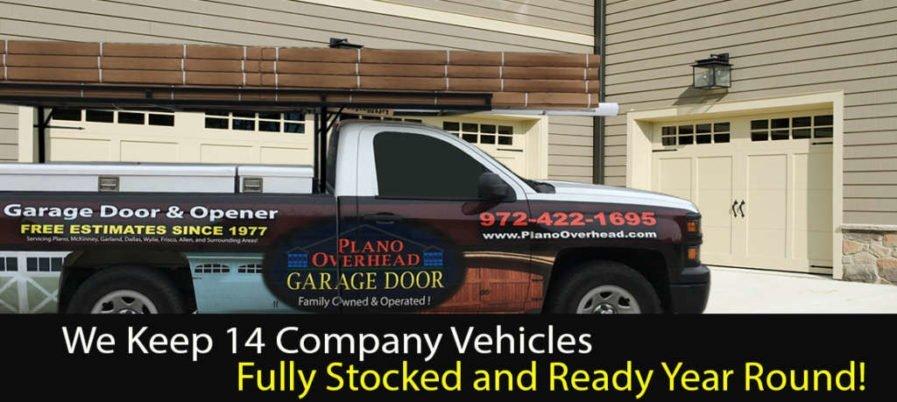 Garage Door and Opener Service Repairs and Installations for Plano McKinney Garland Dallas