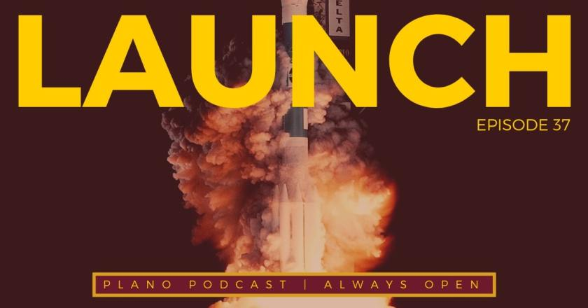 Nasa, Plano Podcast, Phil Pollacia