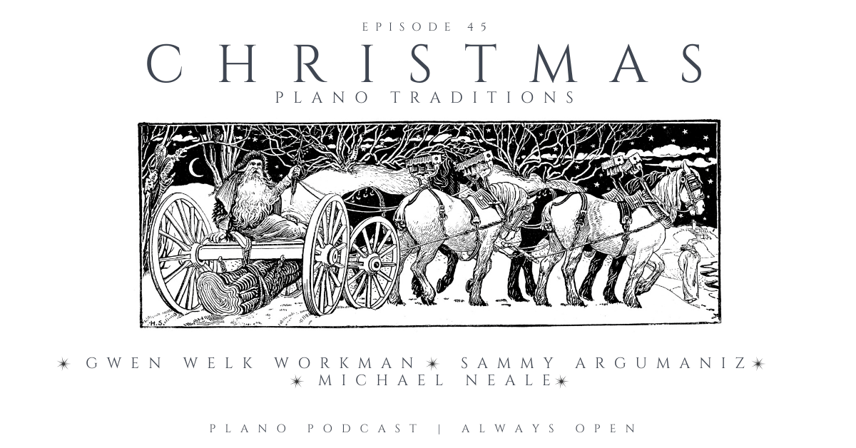 Episode 45: Plano Christmas Traditions
