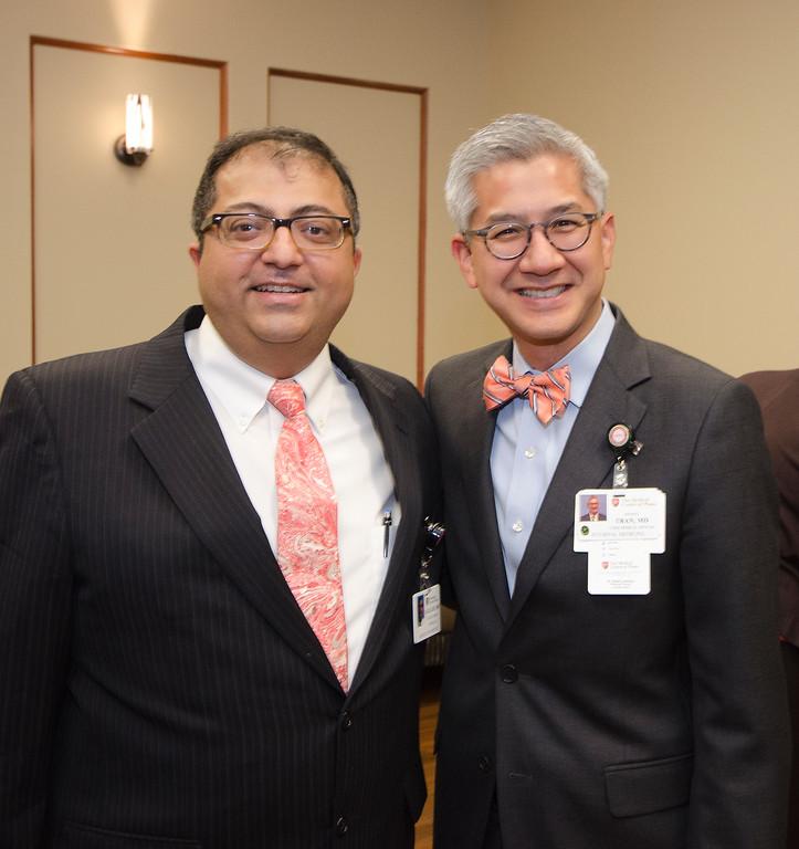 Dr Sali Gulati, Dr Khang Tran, Medical Center of Plano