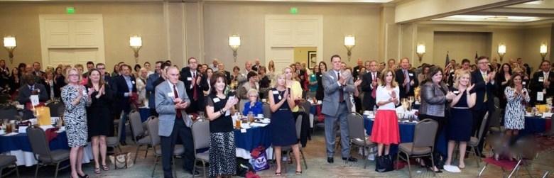 GCRW 25th Ann Pic Audience Clapping (3)