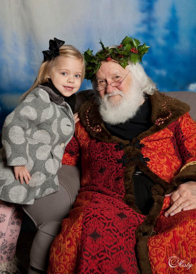 Santa Photography by Misty Plano