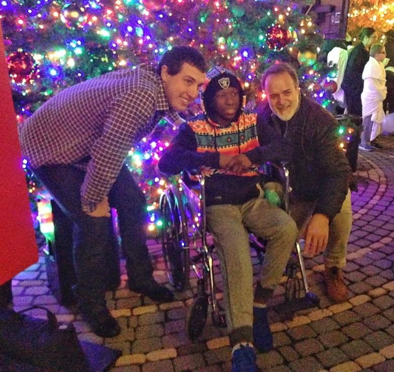 Derek Holland Children's Health Seth patient Jody