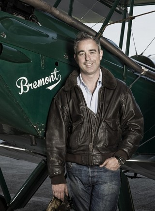 Nick English Bremont Watches