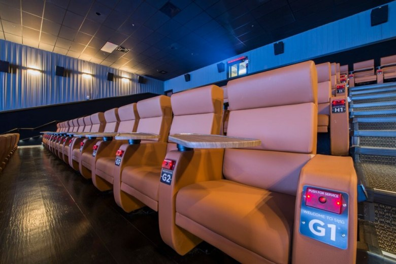 Theatre Seats SMG