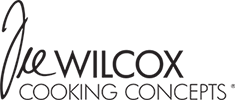 Tre Wilcox logo cooking concepts