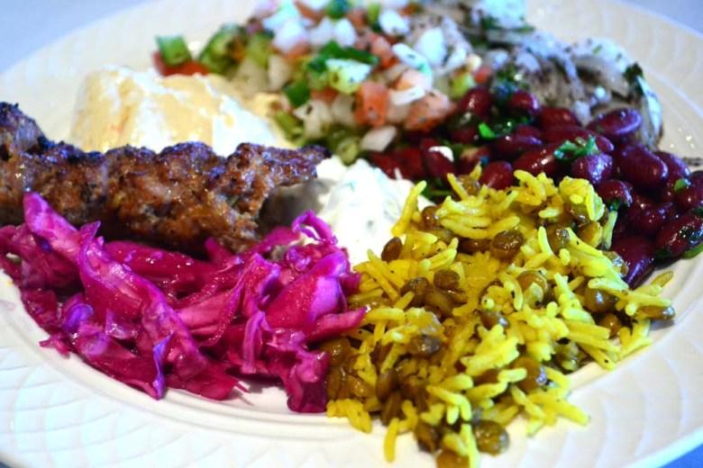 Shandiz Mediterranean Grill & Market, plano
