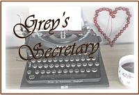 Grey Secretary