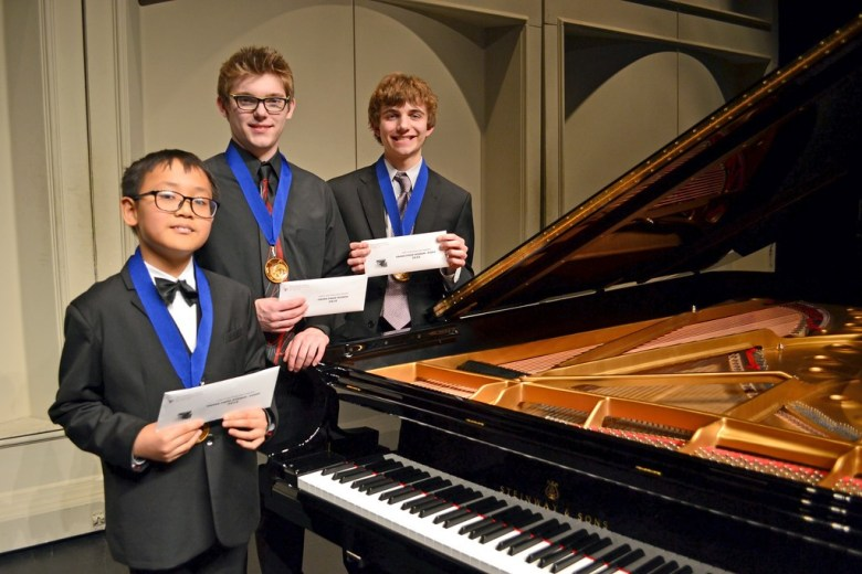 collin county Young artist winners 2016