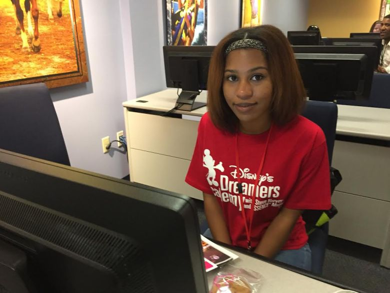 Collin County, Disney Dreamers Academy