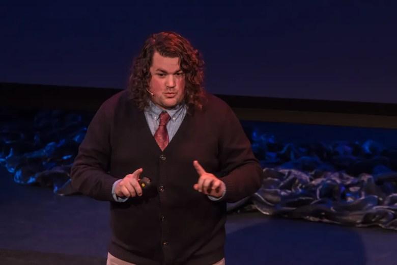 Josh Hart TEDxPlano Plano