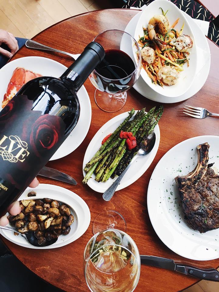 Flemings Steakhouse Wine Bar, Plano, Texas