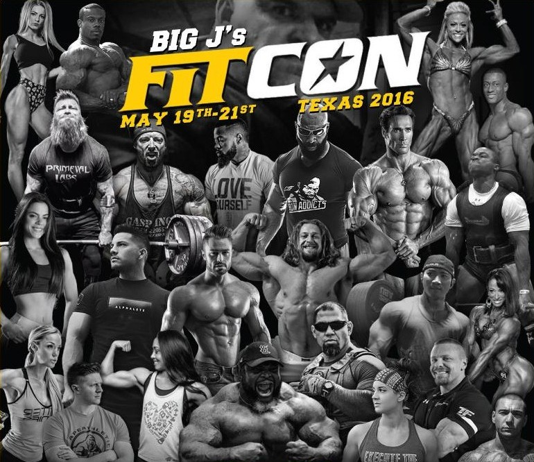 FitCon Plano health and fitness body building