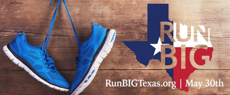 Run Big memorial Day run for Texas cancer support Nebraska Furniture mart