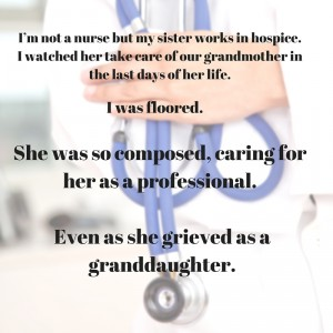 Plano Profile anonymous nurse week confessions no boundaries stethoscope in hand
