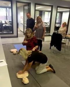 Plano Profile staff CPR