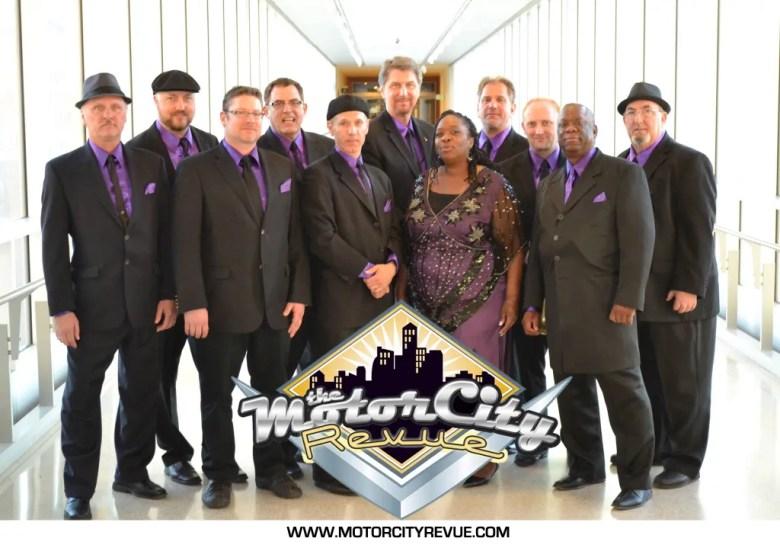 Motor City Revue Motown