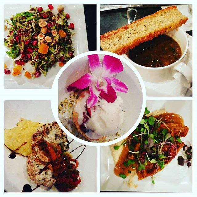 2015 Urban Crust Vegan Beer and Wine Dinner Plano