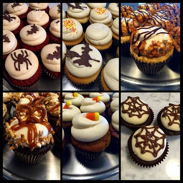 cupcakes Sugar Ray's bakeshop