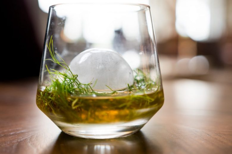 birds_nest_cocktail_whiskey_moon_renaissance_dallas_plano_legacy_west