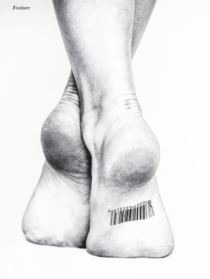 human market human trafficking