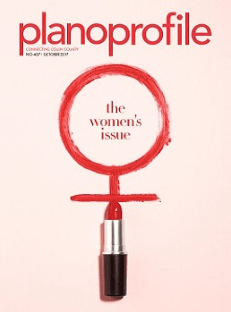 Plano profile magazine, women's issue, october 2017