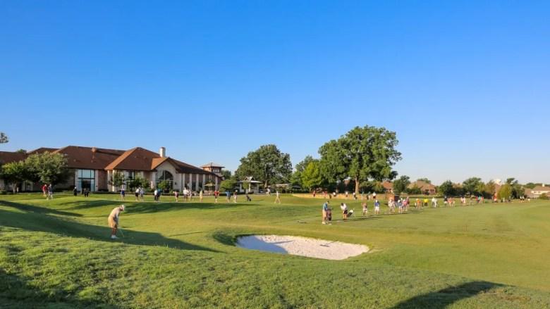Heritage Ranch Golf & County Club, Fairview, Plano Profile magazine, Collin County Golf Classic, gold tournament